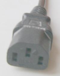 разъем сетевого кабеля для подключения к компьютеру