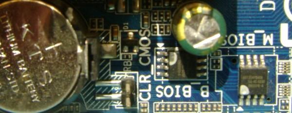 Как правило, рядом с ней располагается и микросхема CMOS.  А вот BIOS-микросхема может находиться совершенно...